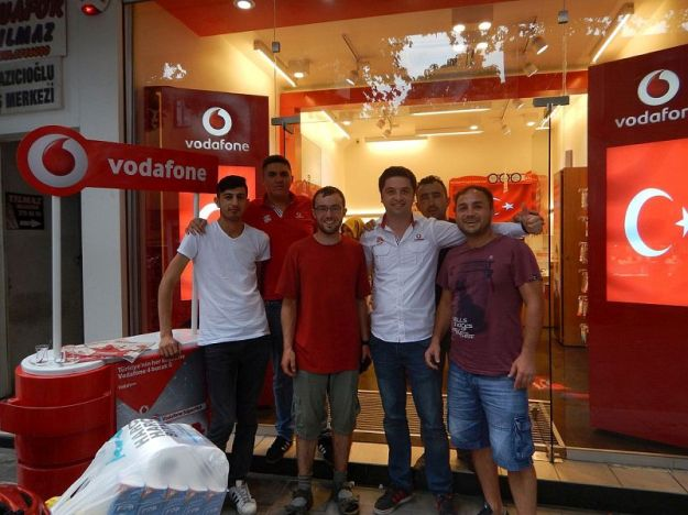 2016-07-18, Filbo, Türkei, SIM-Karte Alapli,DSCN1640