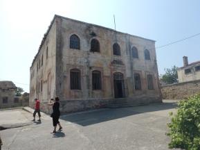 2016-07-30,Filbo Türkei, Sinop,altes Gefängnis,DSCN1749