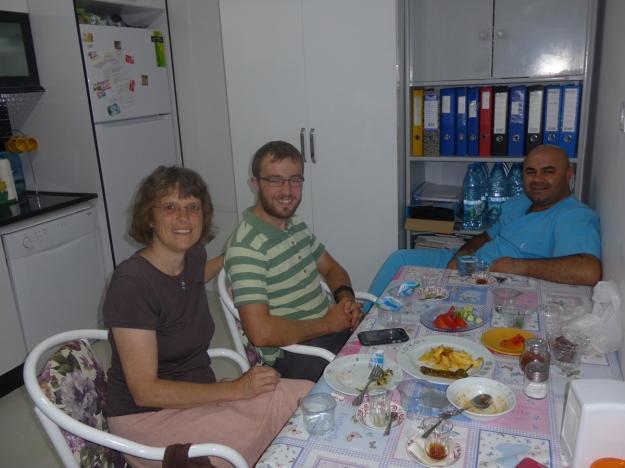 2016-08-12, Filbo Türkei, Amasya,Zahnarztpraxis,P1050961