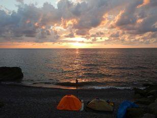 2016-09-09, Türkei, Region Hopa Camp,DSCN2084