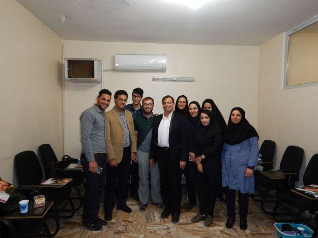 2016-10-31, Filbo Iran,Isfahan,dt. Sprachschule,DSCN2793