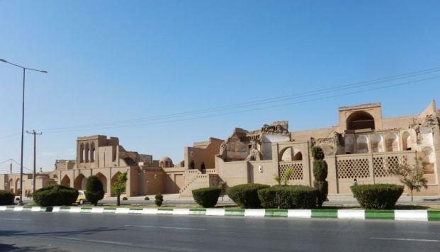 2016-11-08, Filbo Iran,Yazd Altstadt,DSCN2988