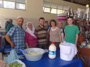 2016-08-10, Filbo Türkei, Amasya,Markt,DP1050893