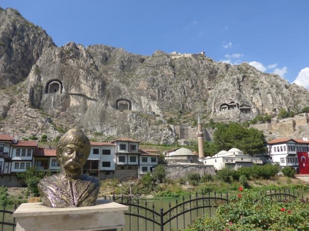 2016-08-12, Filbo Türkei, Amasya,pont. Königsgräber,DP1050963