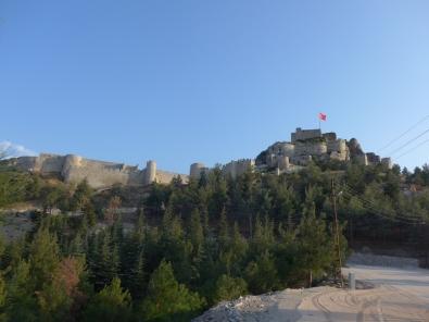 2016-08-13, Filbo Türkei, Amasya Harsena Festung,DP1060050