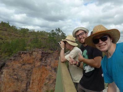 2017-07-09, Australien, Litchfield,Tolmer Falls, Do.P1080324