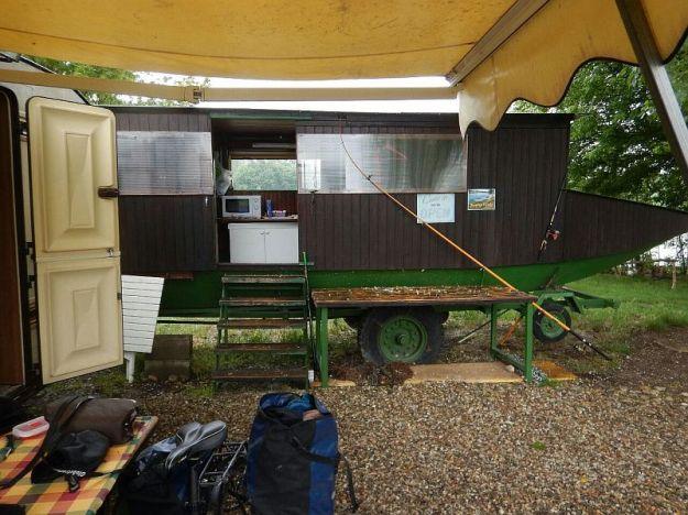 2016-05-12,Filbo, Camp umgebautes Boot,2. Teil, 2481