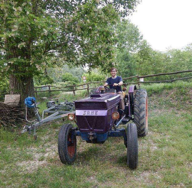 2016-05-12,Filbo, Francesco Traktor,2. Teil, 32291