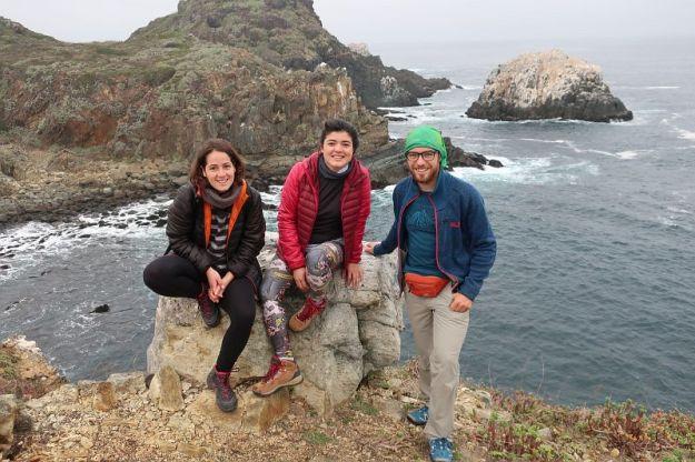 2018-06-18, Chile,Los Molles,Leticia, Jesica,Filbo, 002211_IMG_1099
