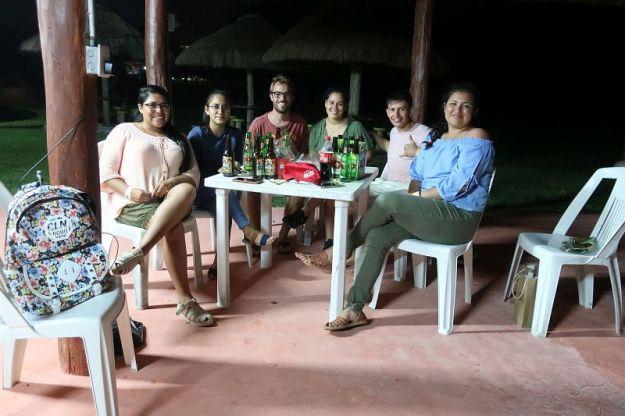 2019-06-22, Filbo Mexiko, Bacalar, Maury,IMG_5155